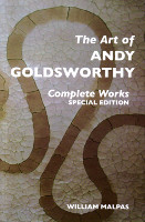 obálka knihy William Malpas: The Art of Andy Goldsworthy