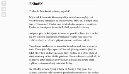 Readable Enimen
